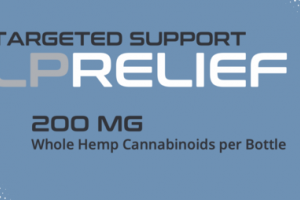 TARGETED SUPPORT LP RELIEF WHOLE HEMP CANNABINOIDS 200 MG HEMP TOPICAL