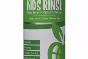 NATURAL KIDS RINSE, SWEET APPLE