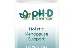 HOLISTIC MENOPAUSE SUPPORT FOR MENOPAUSE SYMPTOM RELIEF CAPSULES