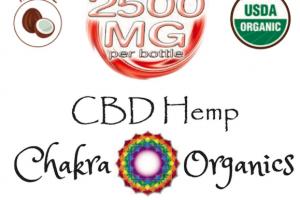 2500 MG CBD HEMP DIETARY SUPPLEMENT MCT OIL
