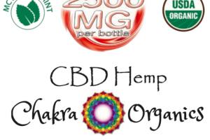 2500 MG CBD HEMP DIETARY SUPPLEMENT MCT PEPPERMINT