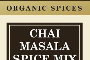 CHAI MASALA ORGANIC SPICES MIX