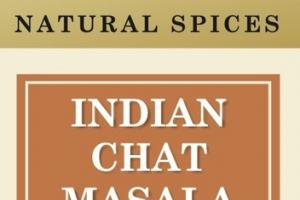 INDIAN CHAT MASALA NATURAL SPICES