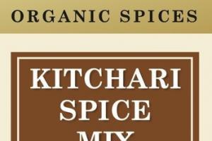 ORGANIC SPICES KITCHARI SPICE MIX