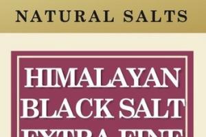 EXTRA FINE HIMALAYAN BLACK SALT