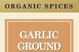 GARLIC GROUND ORGANIC SPICES