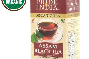 ASSAM BLACK ORGANIC TEA BAGS