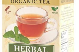 HERBAL TULSI ORGANIC TEA BAGS