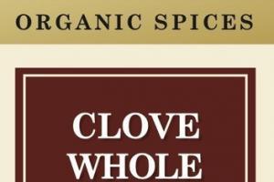 CLOVE WHOLE ORGANIC SPICES