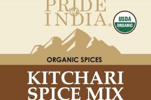 KITCHARI SPICE MIX ORGANIC SPICES