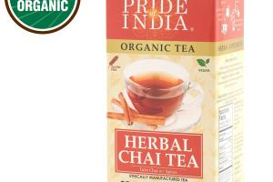 HERBAL CHAI ORGANIC TEA BAGS