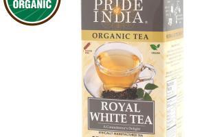 ORGANIC ROYAL WHITE TEA BAGS
