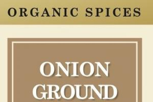 ONION GROUND ORGANIC SPICES