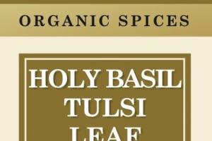 ORGANIC HOLY BASIL TULSI LEAF SPICES