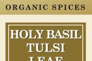 HOLY BASIL TULSI LEAF ORGANIC SPICES