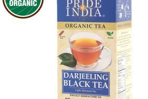 DARJEELING BLACK ORGANIC TEA BAGS