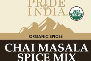CHAI MASALA ORGANIC SPICES MIX