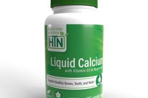 LIQUID CALCIUM WITH VITAMIN D3 & MAGNESIUM 1000 MG DIETARY SUPPLEMENT SOFT GELS