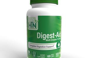 DIGEST-AID MULTI-ENZYME FORMULA COMPLETE DIGESTIVE SUPPORT DIETARY SUPPLEMENT VEGE CAPS