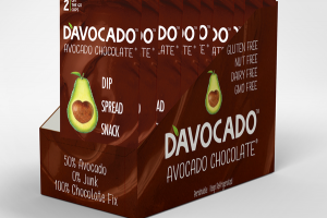 AVOCADO CHOCOLATE DIP