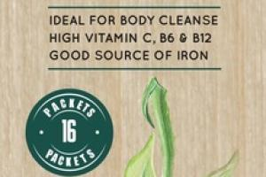 DETOX IDEAL FOR BODY CLEANSE HIGH VITAMIN C, B6 & B12 GOOD SOURCE OF IRON DIETARY SUPPLEMENT