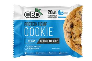 CHOCOLATE CHIP PROTEIN HEMP COOKIE
