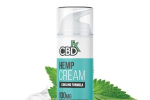 BROAD SPECTRUM HEMP CREAM COOLING FORMULA