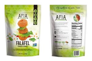 FALAFEL TRADITIONAL A WHOLESOME BLEND OF GARBANZO BEANS, ONIONS, PARSLEY, AND MEDITERRANEAN HERBS & SPICES.