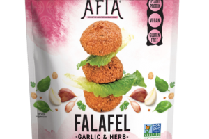 GARLIC & HERB FALAFEL