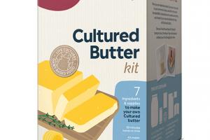 CULTURED BUTTER KIT