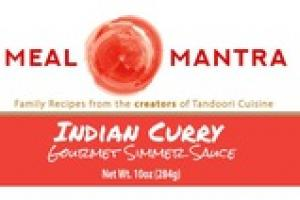 INDIAN CURRY GOURMET SIMMER SAUCE
