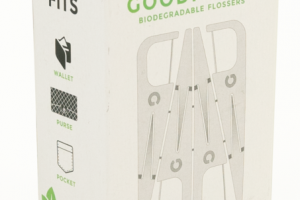 BIODEGRADABLE FLOSSERS