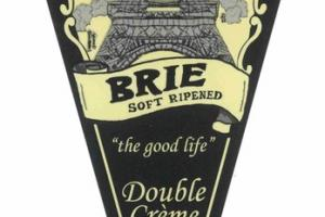 DOUBLE CREME SOFT RIPENED BRIE
