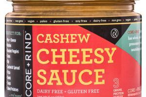 CASHEW CHEESY SAUCE
