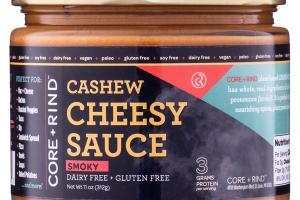 SMOKY CASHEW CHEESY SAUCE