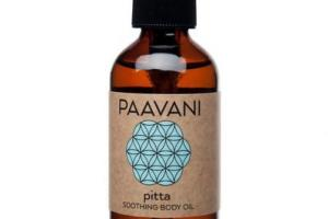 PITTA BODY OIL FOR SOOTHING SENSITIVE SKIN