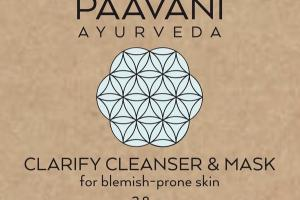 CLARIFY CLEANSER & MASK FOR BLEMISH-PRONE SKIN