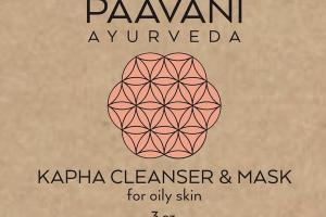 KAPHA CLEANSER & MASK FOR OILY SKIN