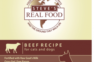 BEEF RECIPE FOR CATS AND DOGS FOOD