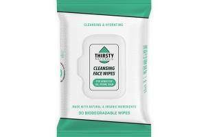 CLEANSING FACE WIPES