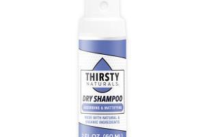 ABSORBING & MATTIFYING DRY SHAMPOO