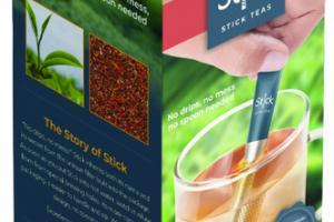ROOIBOS CAFFEINE FREE TEA STICKS