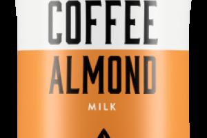 ALMOND MILK DAIRY FREE ICED COFFEE