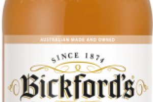 GINGER BEER FLAVORED CORDIAL