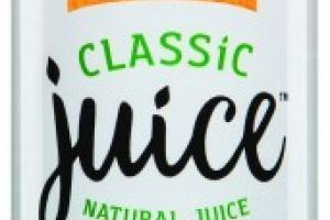 CLASSIC APPLE WITH PEACH NATURAL JUICE