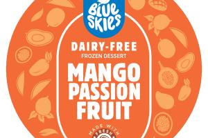MANGO PASSION FRUIT DAIRY-FREE FROZEN DESSERT