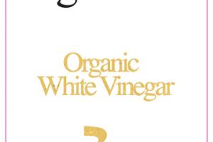 WHITE ORGANIC VINEGAR