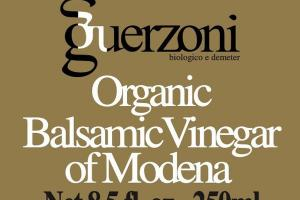 ORGANIC BALSAMIC VINEGAR OF MODENA