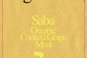 SABA ORGANIC COOKED GRAPE MUST