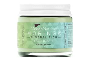 MORINGA MINERAL RICH TOOTHPASTE, FOREST FRESH